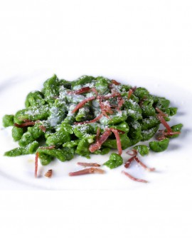 Spatzle agli spinaci - 1 kg - pasta surgelata - CasadiPasta