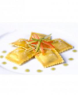 Ravioloni gorgonzola e speck - 1 kg - pasta surgelata - CasadiPasta