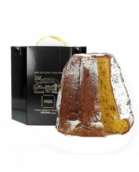 Pandoro artigianale di Verona a lievitazione naturale DE.CO. - 800g - Pasticceria Davide Dall'Omo