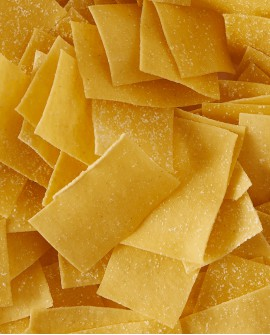 Tagliardi Cipriani di semola di grano duro all'uovo extra sottile - Classica 1500g - Cipriani Food