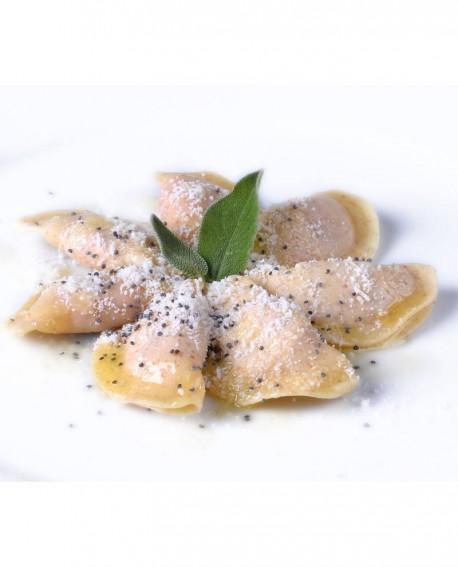 Casunziei alle rape rosse - 1 kg - pasta surgelata - CasadiPasta