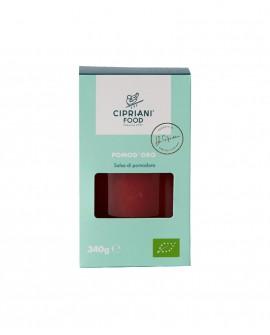 Pomod'oro salsa di pomodoro - sugo biologico - 340g vaso in vetro in scatola - Cipriani Food