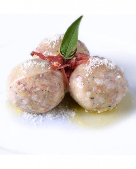 Canederli allo speck - 1,5 kg - pasta surgelata - CasadiPasta