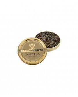 Caviale Osietra Classic - 30g - Caviar Giaveri