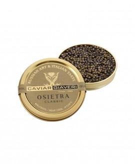 Caviale Osietra Classic - 100g - Caviar Giaveri
