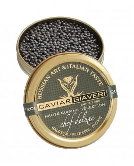 Caviale Chef Deluxe-Haute cuisine selection - 200g - Caviar Giaveri