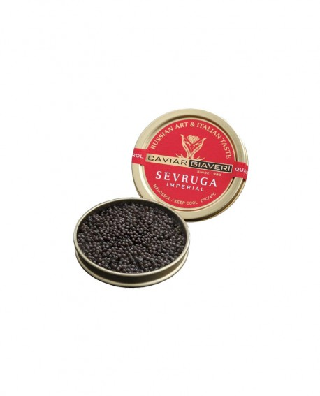 Caviale Caviale Sevruga Imperial Limited Edition - 30g - Caviar Giaveri