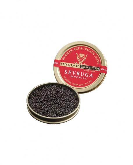 Caviale Caviale Sevruga Imperial Limited Edition - 50g - Caviar Giaveri