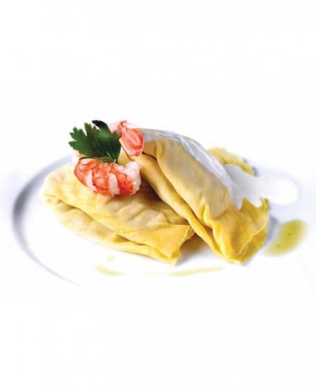 Crespelle alle verdure miste - 1 kg - pasta surgelata - CasadiPasta